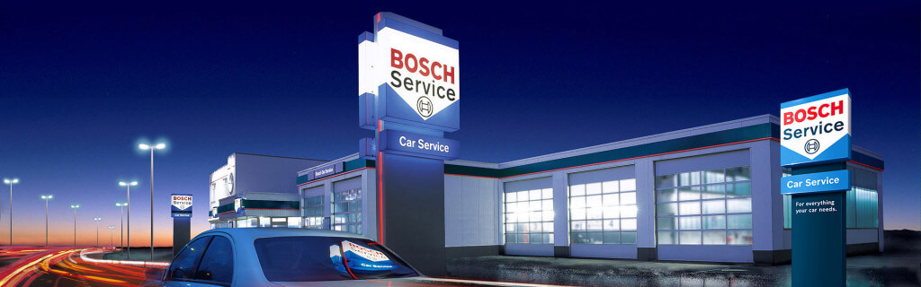 Bosch Car Service Station