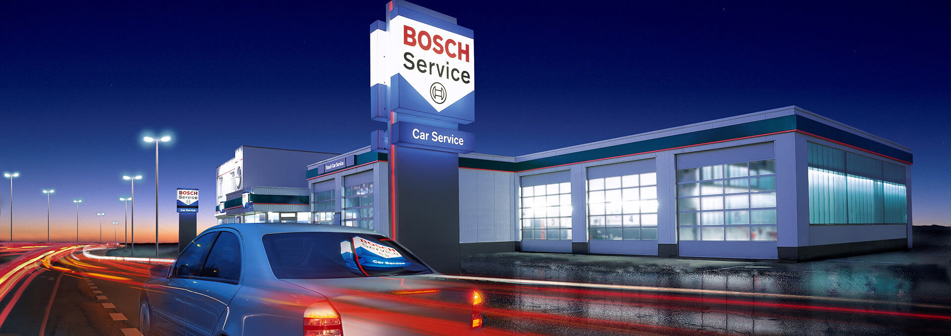 Bosch Car Service Station 4