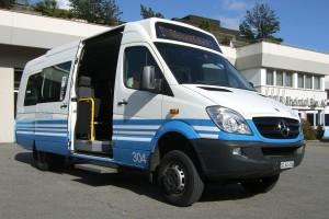 Mercedes Minibus | Minibus Repair & Servicing Rotherham