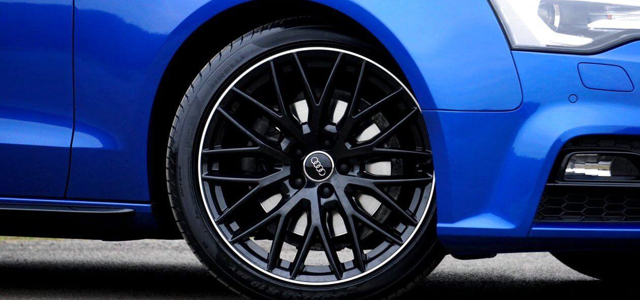 Blue Audi | Cheap Audi Service Rotherham