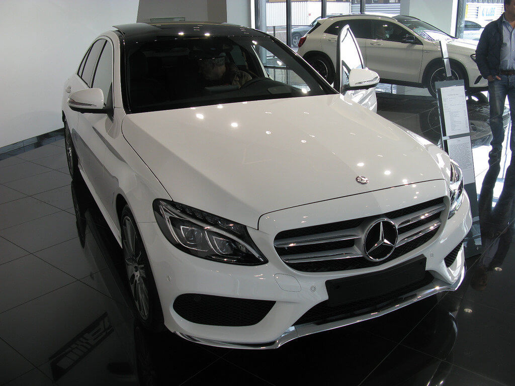 mercedes repair rotherham