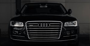 Audi front grill | Walker cutting